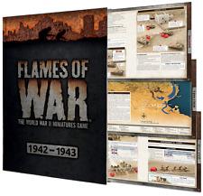 Flames of War NUOVO CON SCATOLA FOW regolamento MW 4th Edition fw007