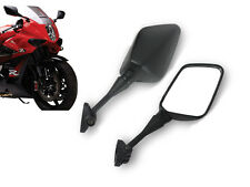 Black Wing Mirrors For Hyosung 2003 to 2015  GT125R / GT250R / GT650R / GT650S