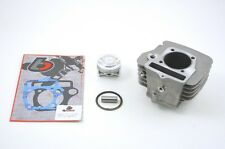 PIT BIKE 146cc BIG BORE CYLINDER PISTON KIT * 13mm piston pin engine