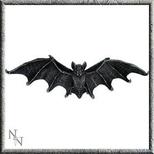 WINGED BAT KEY HOLDER MOUNT GREY RESIN ORNAMENT HANGER NEMESIS NOW NEW AND BOXED