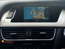 Audi 2016 mmi 2G haut cartes de navigation uk europe sat nav disque dvd A4/A5/A6/A8/Q7