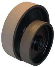 BUTW 8 x 2 x 600 grit diamond soft flex lapidary grinding wheel E