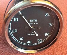 Smiths Replica Chronometric  Mechanical Revcounter Anti Clockwise 500- 8000 Rpm