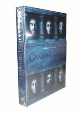 Game of Thrones The Complete sixth Season 6 (DVD, 2016, 5-Disc Set)