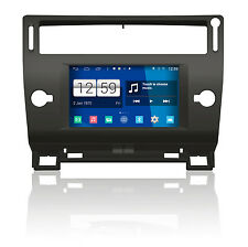 RADIO DVD EXCLUSIVA CITROEN C4 - ANDROID 4.4.4 BLUETOOTH,GPS,USB..