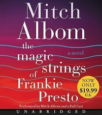 The Magic Strings of Frankie Presto by Mitch Albom (2016, CD, Unabridged)