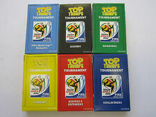 12 x Packs of Top Trumps Tournament Football Trading Cards Party Bag Filler Idea