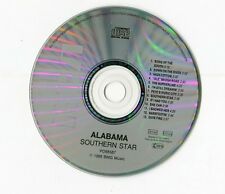 Alabama  cd  SOUTHERN STAR © 1988 - German 13 Track - RCA first press # PD88587