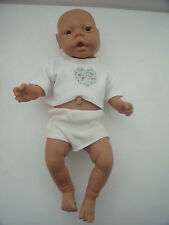 "JESMAR 15"" BABY GIRL NEWBORN DOLL - ANATOMICALLY CORRECT"
