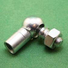Winkelgelenk DIN 71802 Kugelgelenk CS M 6 LH Left Hand Linksgewinde verzinkt