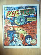 COMIC- EAGLE and TIGER- DAN DARE PILOT OF THE FUTURE, No. 175, 27 JULY 1985