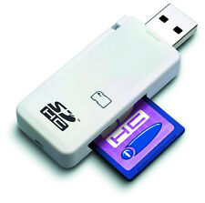 Memory Card Reader SDHC SD SDXC USB 2.0 Camera Adapter