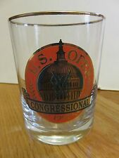 "US GOLF OPEN 1997 CONGRESSIONAL Country Club 4"" Glass ERNIE ELS Winner"