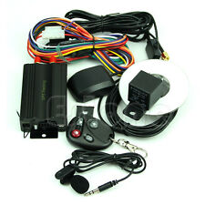 Spy Car Vehicle SMS/GPS/GSM/GPRS Realtime Tracker Tracking System Device TK103B