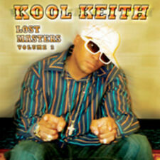 Vol. 2-Lost Masters - Kool Keith (2005, CD NIEUW) Explicit Version