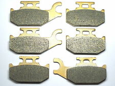 Brake Pads Fit Can Am Outlander 400 500 650 800 Free Shipping Brakes Sintered
