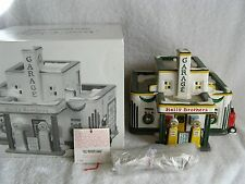 DEPT 56 - Snow Village - HOLLY BROTHERS GARAGE - MINT - #54854