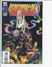 GENERATION X #6 (AUGUST 1995) NM+ 9.6 Comic Book by MARVEL COMICS