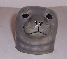 QUAIL Seal Faced Egg Cup NEW