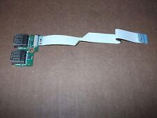 Scheda USB per Compaq Presario CQ61 e altri. USB Board DA00P6TB6E0