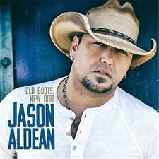 JASON ALDEAN OLD BOOTS NEW DIRT CD NEW