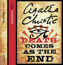 Death Comes as the End by Agatha Christie (CD-Audio, 2006)