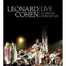 Live at the Isle of Wight 1970 [Leonard Cohen] [2 discs] New CD