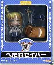 Used Good Smile Company Nendoroid Fate stay night Hetare Saber Pre-Painted