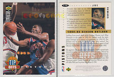 NBA UPPER DECK 1994 COLLECTOR'S CHOICE - Joe Dumars #173 - Ita/Eng- MINT