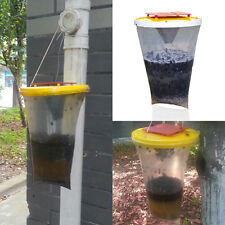Red Drosophila Fly Trap Top Catcher The Ultimate Fly Catcher Insect Bug Killer