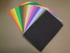 10 pcs Craft Foam Sheets EVA foam, Choice of colours