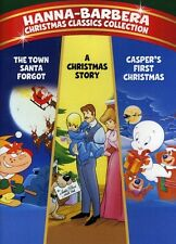 Hanna-Barbera Christmas Classics Collection DVD Region ALL DVD-R