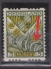 209 P1 Roltanding 79 MLH plaatfout CW 70,- SPECIAL Nederland syncopated
