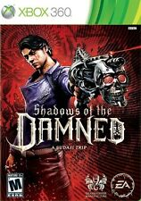 XBOX 360 GAME SHADOWS OF THE DAMNED BRAND NEW & FACTORY SEALED
