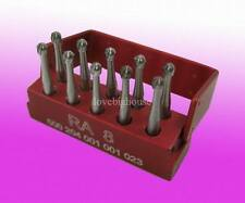 Dental SBT Round drill Tungsten Steel Burs Right Angle RA8 For Contra Angle