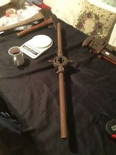 Stronghold tap wrench Bar With 3/4 Tap, Large Mechanical Engineering.Vintage.