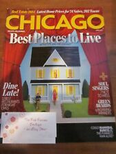 CHICAGO MAGAZINE BIG CITY BIG STORIES APRIL 2014 BEST PLACES TO LIVE BRAND NEW