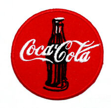 Coca Cola Drink Soft Drink Classic Bottle Vintage Jeans Jacket Cap Iron on patch
