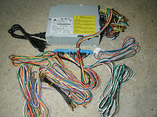 JAMMA harness with power supply wired in Arcade Game Kit  perfect  for 60 in 1