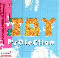 JOY - PROTECTION - JAPANESE 9 TRK CD - KUDO - TAGAKI KAN -MAJOR FORCE-APE SOUNDS