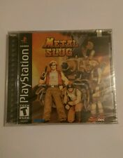Metal slug x playstation 1 ps1 new sealed