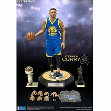 1/6 Scale ENTERBAY Real Masterpiece NBA Collection - Stephen Curry Action Figure
