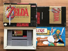 Super Nes USA:   THE LEGEND OF ZELDA A LINK TO THE PAST