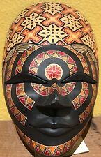Floral  Batik Javanese Pule Mask By Hely & Endang