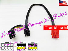 """➨➨➨ 18"""" Thermaltake TR2 RX Etc. 8-Pin to Two 6-Pin PCI-E Power Supply Cable"""