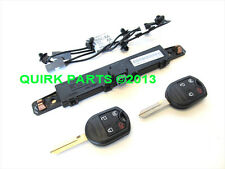 2011-2014 Ford F150 Remote Car Starter Alarm Plug N Play RPO Kit OEM NEW Genuine