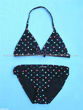 55% OFF H&M GIRL'S 2-PC DOTTED SWIMSUIT 8-10 YO BNEW EUR 12.95+ BUY 3 FREE 1