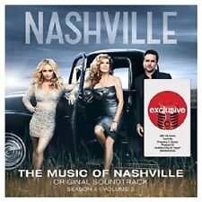 VARIOUS ARTISTS - SEASON 4: VOL 2: MUSIC OF NASHVILLE - CD