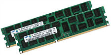 2x 16gb 32gb di RAM compatibile HP Part # a2z52aa ddr3 ECC RAM 1600 MHZ SAMSUNG