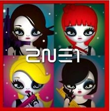 K-POP 2NE1 2nd Mini Album CD + Booklet Sealed